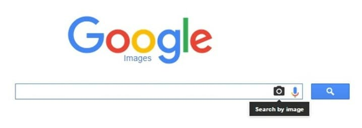 Picture that you desire to search in your mobile browser