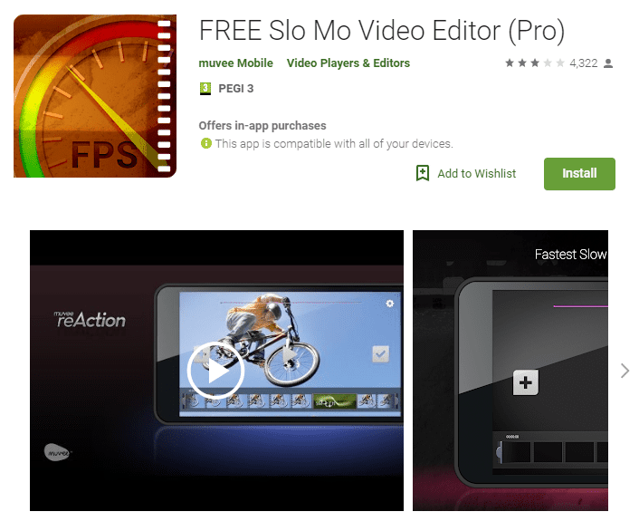 Record Slow Motion Videos On Any Android Phone