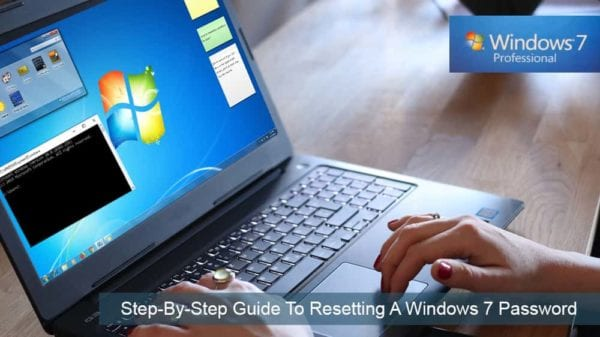 Step-By-Step Guide to Resetting a Windows 7 Password