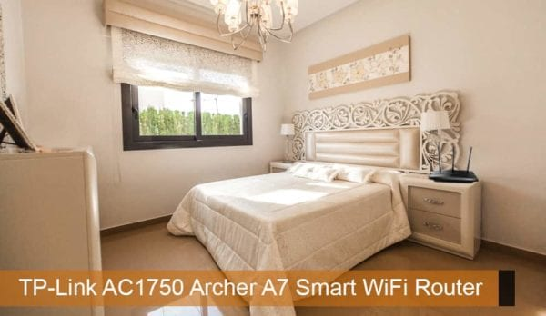 TP-Link AC1750 Archer A7 Smart WiFi Router