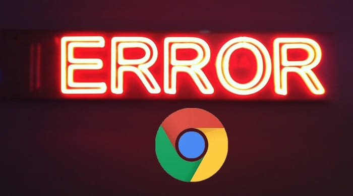 How to Fix Chrome Won't Load Pages Error