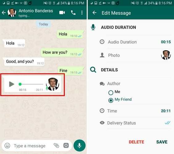 WhatsApp Prank Apps - Technipages