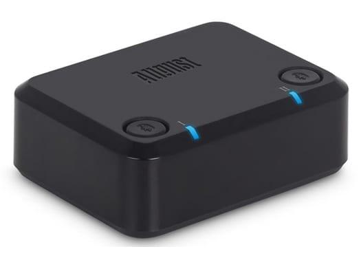 August Dual Bluetooth Headphone Adaptor MR270