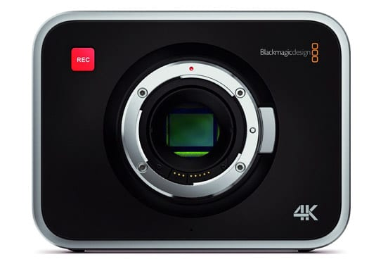 Blackmagic Deign Production Camera