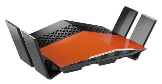 D-Link EXO Dual-Band AC1750Wi-Fi Router