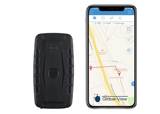 Global-View Hidden GPS Tracker