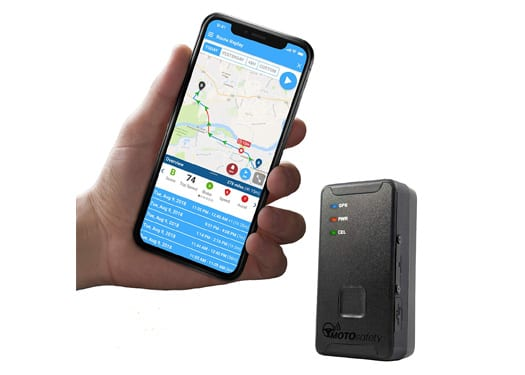 MOTOSafety Real-Time Tracker