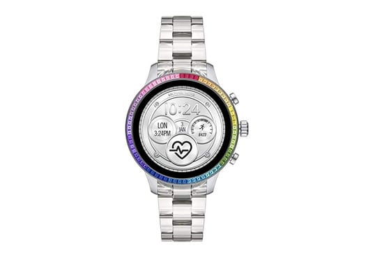 Michael Kors Touch Screen-Smartwatches for Women