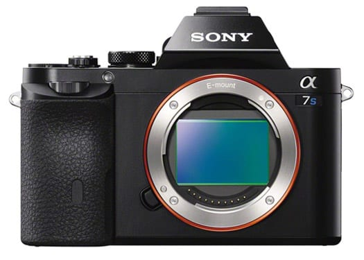 Sony Alpha a7S Mirrorless Camera