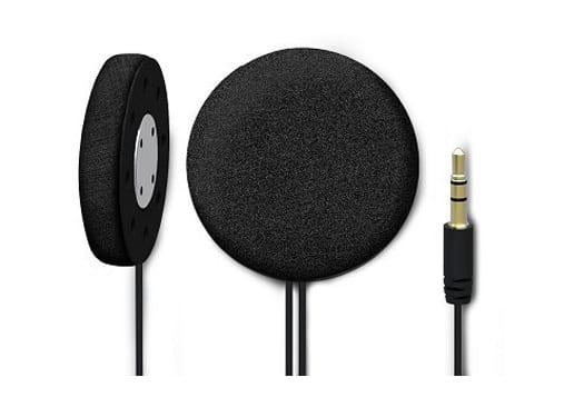UClear Wired Drop-in Digital Pulse HD Helmet Speakers