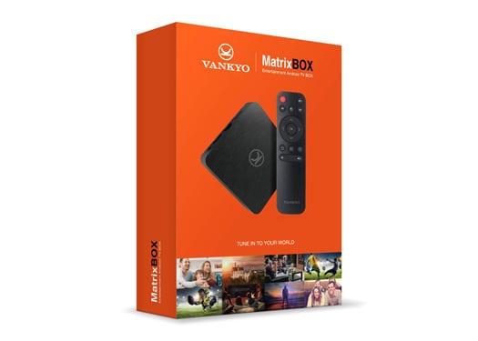 Vankyo Full HD Android 4K - 7.1.2 -TV Box