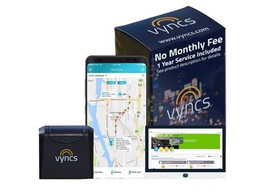 Vyncs GPS
