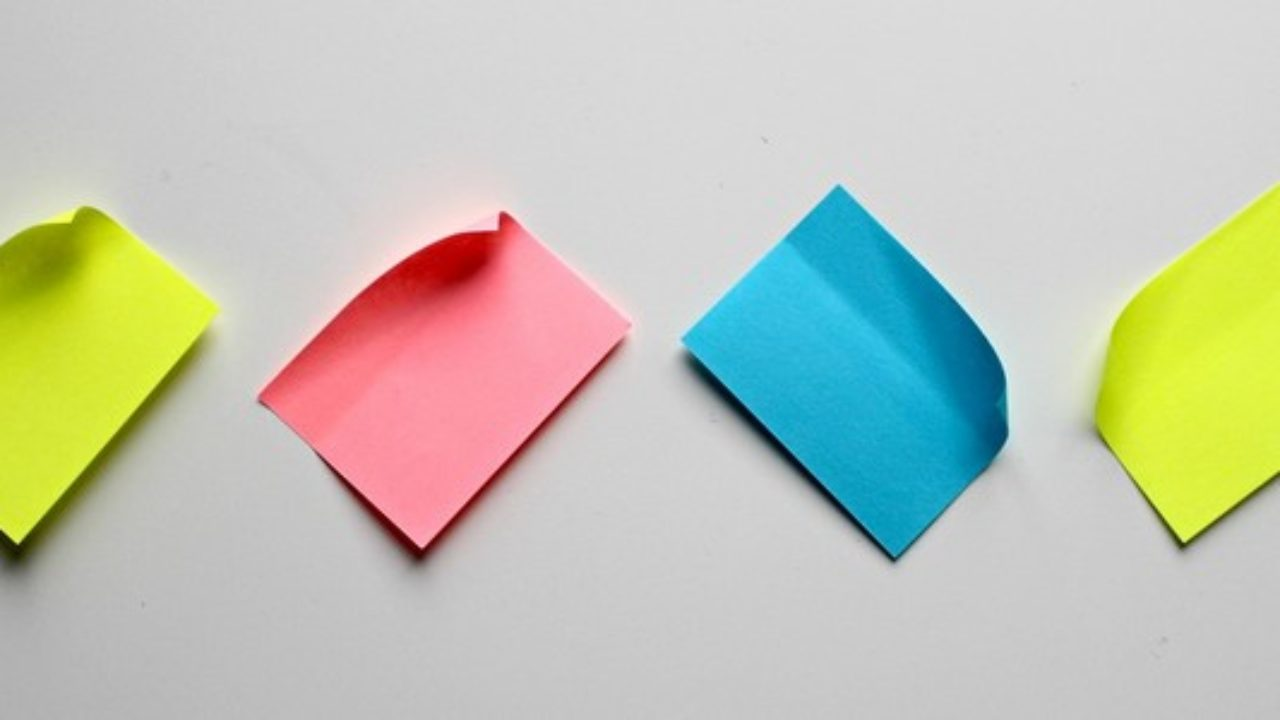 Origami Post-it Box : 15 Steps (with Pictures) - Instructables | 720x1280