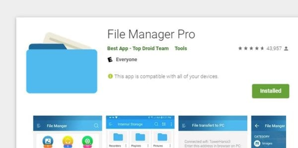 File Manager Pro: How to Use It
