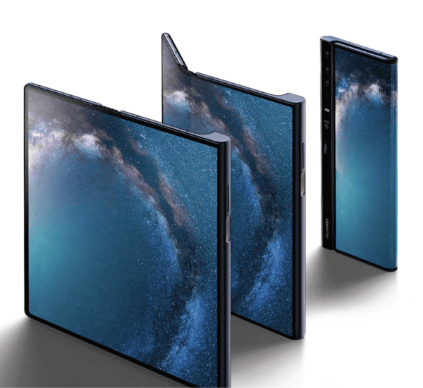 Huawei Mate X Wear and Tear On Foldable Screen