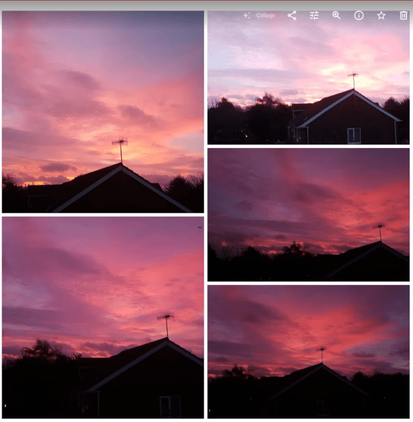 Google Photos: How to Create a Collage