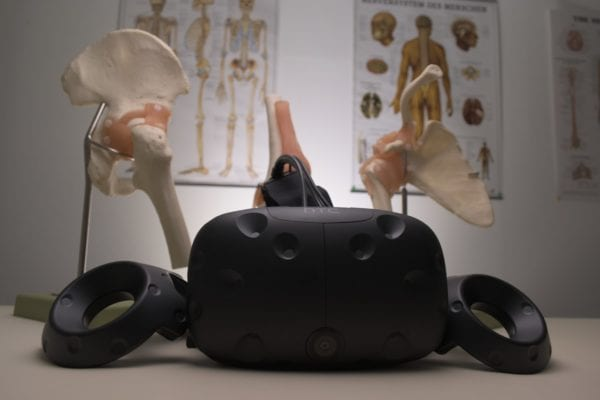 HTC Proton VR Headset Features and Specs
