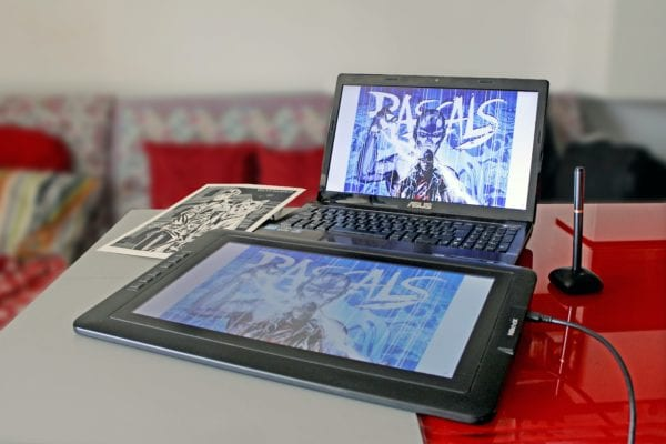 XP-Pen Artist Display Tablet  Features and Review