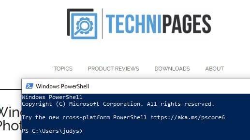 7 Ways to Open PowerShell in Windows 10