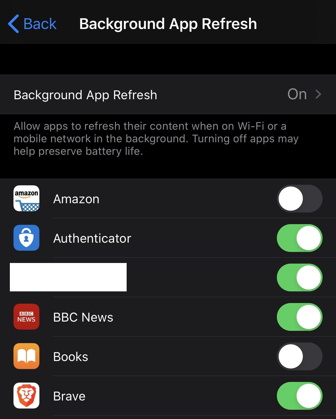 Iphone Ipad Enable Disable Background App Refresh Technipages