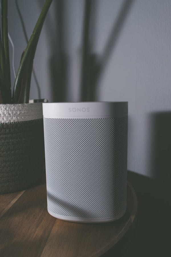 Changing Default Wifi on Sonos One