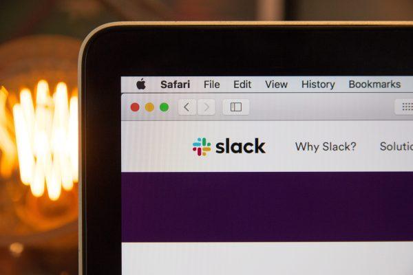 Connecting Slack and Dropbox Accounts