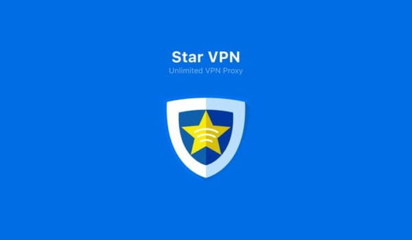 StarVPN Header