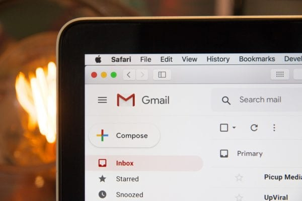 Blocking Emails Automatically in Gmail