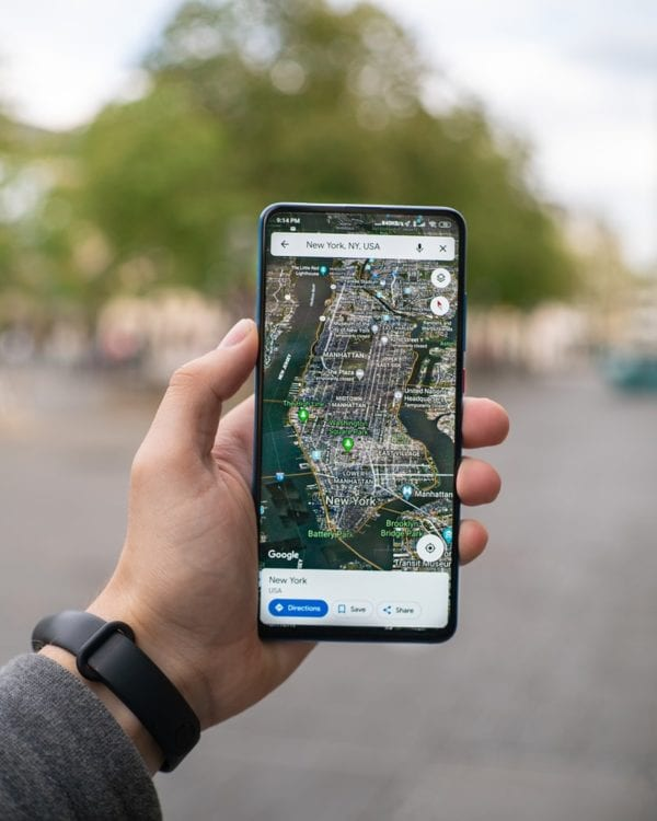 How To Set Multi-Step Directions in Google Maps