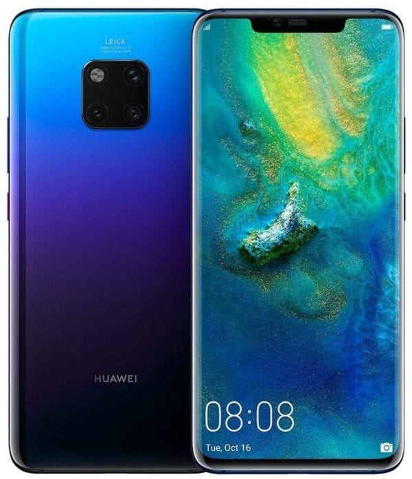 How to Soft and Hard Reset Huawei Mate 20