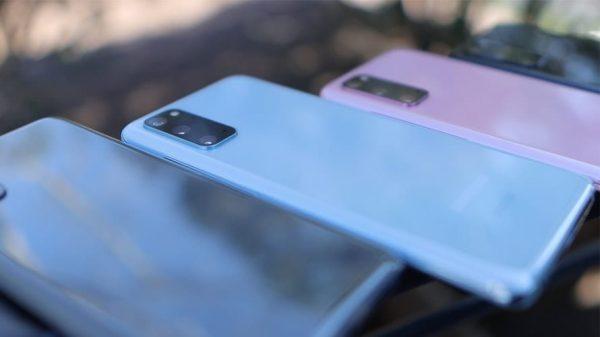 Removing Edge Lighting on Samsung Galaxy S20
