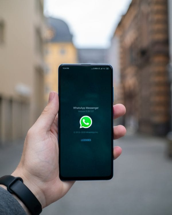 Starting a WhatsApp Group and Importing Contacts