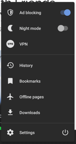 opera data saving 2 264x500 - How To Activate Vpn In Opera Android