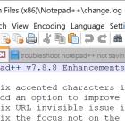 Troubleshooting Notepad++ Not Saving