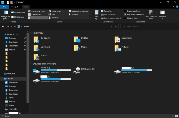 "Windows 10: How to Configure File Explorer to Launch to ""This PC"""