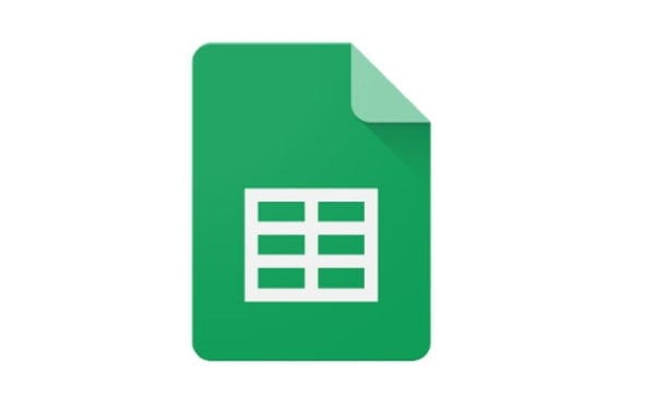 google sheets can't type fix