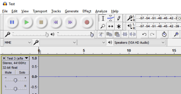 Fix Audacity Could Not Find Any Audio Devices