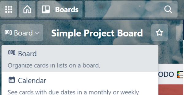 Fix Trello Board Not Updating