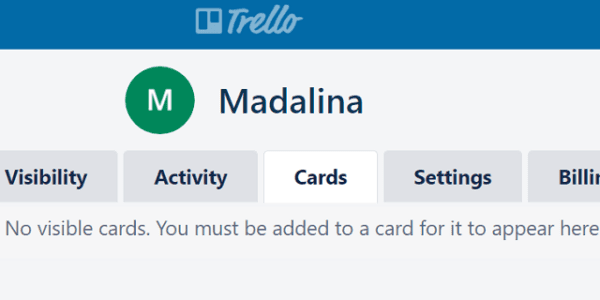 fix trello cards not appearing