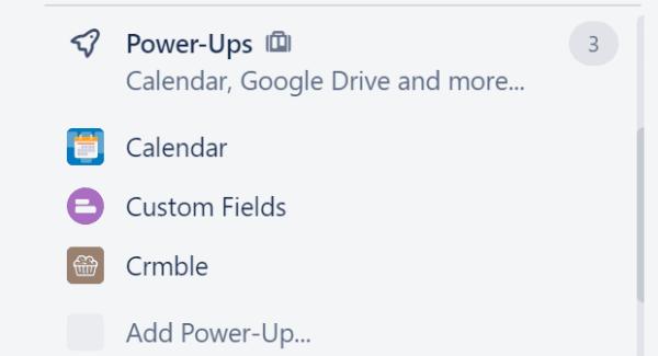 fix trello not adding power-ups