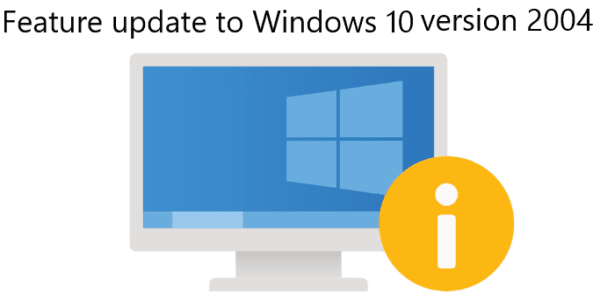 windows 10 stop major update