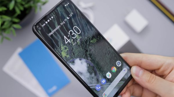 Does the Pixel 5 Have Active Edge?