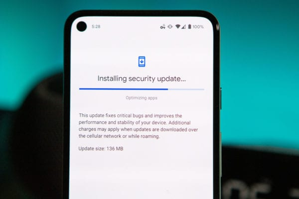 What's New With the December Update for the Pixel 5