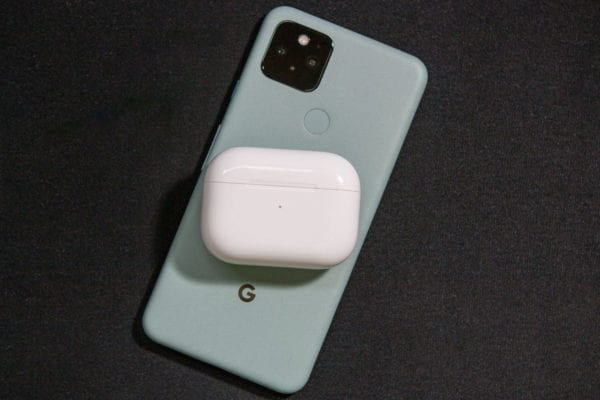 How to Use Airpods Pro With Android