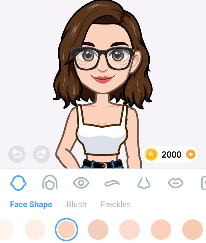 avatoon create cartoon avatar