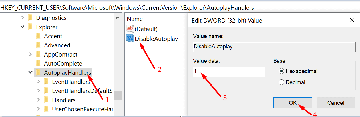 disable-autoplay-registry-editor