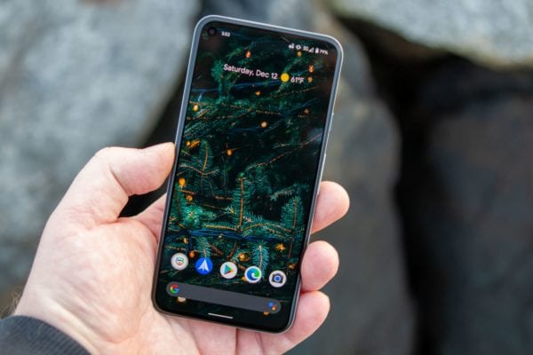 Google Releases the First Minor Pixel Update in 2021