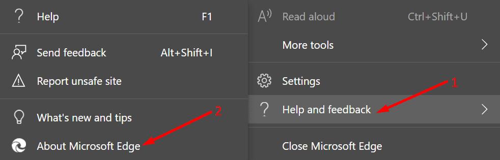 check microsoft edge updates