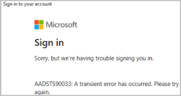 Microsoft Teams: How to Deal With AADSTS Errors