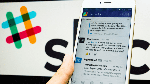 Slack: How To Change the Workspace Language